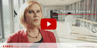 Service contract testimonal - Kolín hospital